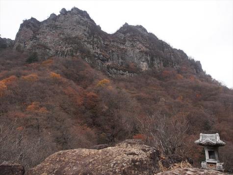 妙義山【見晴台より】