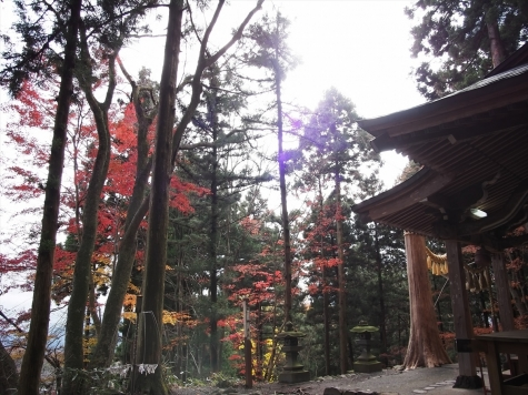 中乃嶽神社