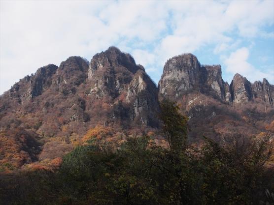 妙義山(白雲山)