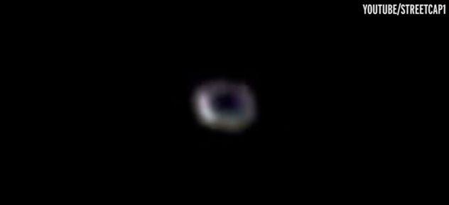 【UFO】ISS国際宇宙ステーション付近に「奇妙な光るリング」が出現…カリフォルニアでは上空に「謎の光」が現れ大騒ぎに、その正体は?