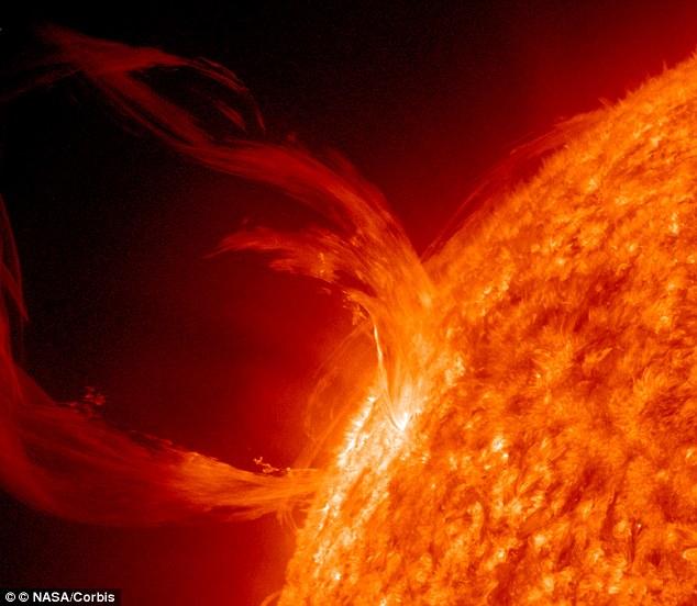 【文明崩壊】アメリカ・ホワイトハウスが警戒…破滅的な太陽フレアにより、地球上で「大停電」や「電子機器は使用不能」に陥る