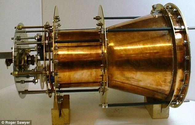【月まで4時間】恒星間移動が実現する…NASAが宇宙空間で加速できる推進機関「EMドライブ」のテストに成功か
