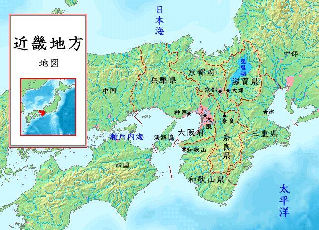 【地震予知】大地震の前兆か?近年、近畿地方各地で「地下水温の上下降の変化」を観測…元東大准教授「地震が発生する条件が整いつつある」