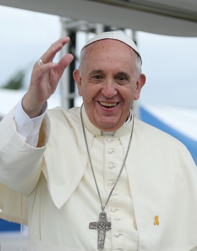 ローマ法王「温暖化で地球の状況は、自滅への瀬戸際にある」気候変動への危機感を表明