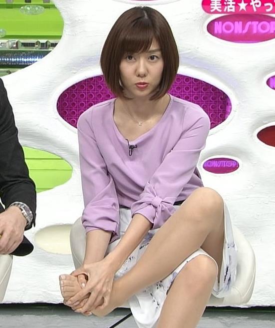 山崎夕貴 脚フェチ向け画像キャプ画像(エロ・アイコラ画像)