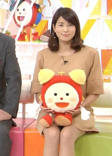 永島優美 ミニスカでエロいデルタゾーンキャプ画像(エロ・アイコラ画像)