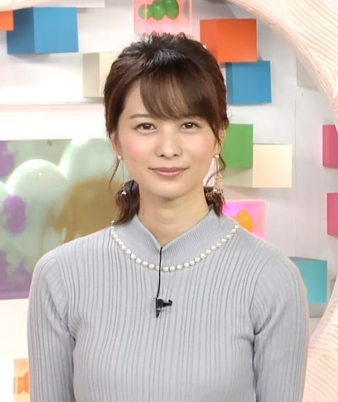 高見侑里 エロい胸のふくらみキャプ画像(エロ・アイコラ画像)