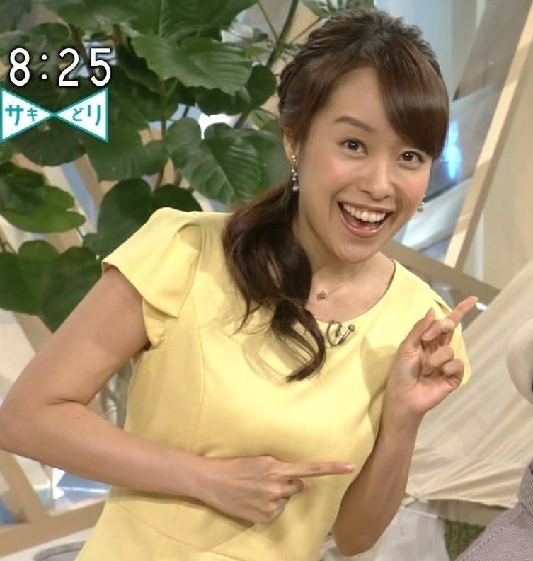 片山千恵子 おっぱい協調&アヒル口キャプ画像(エロ・アイコラ画像)