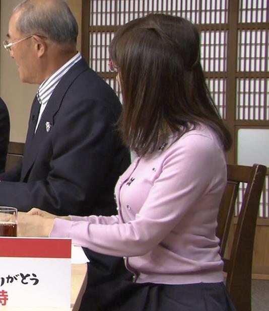 唐橋ユミ Gカップぐらいありそうな横乳キャプ画像(エロ・アイコラ画像)