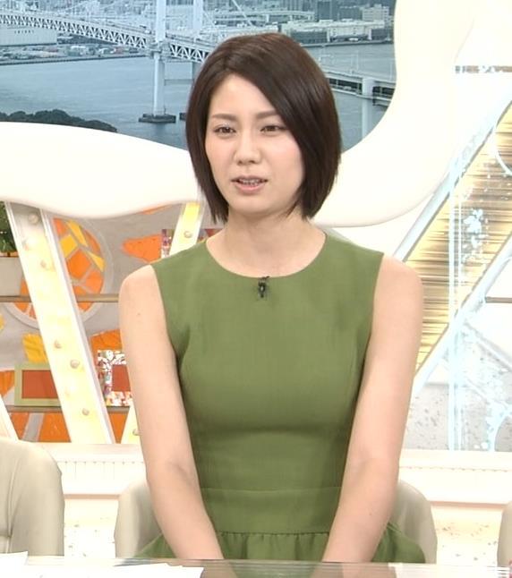 松下奈緒 タイトなワンピースのおっぱいのふくらみキャプ画像(エロ・アイコラ画像)