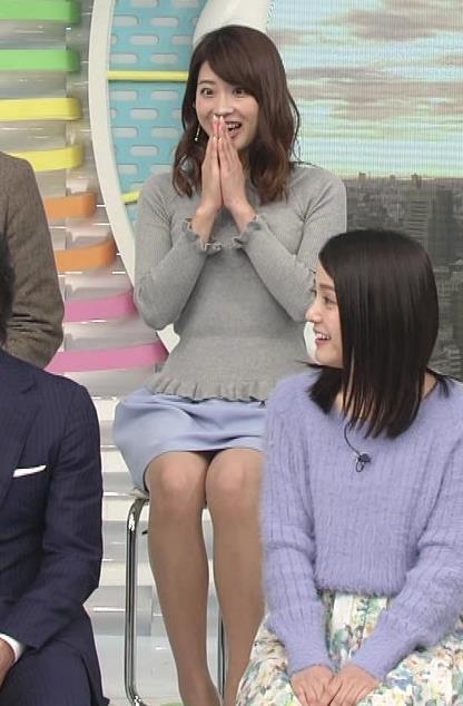 郡司恭子 美脚&ニットおっぱい!キャプ画像(エロ・アイコラ画像)