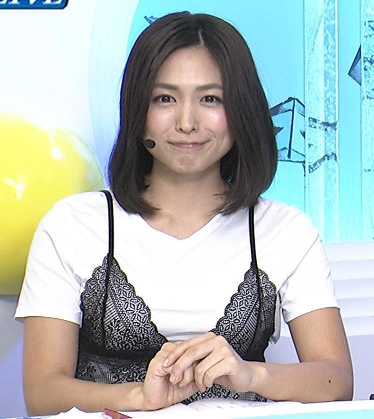 川村ゆきえ 下にTシャツ着ててもエロいキャミソールキャプ画像(エロ・アイコラ画像)