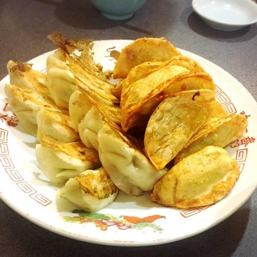 餃子三昧!①