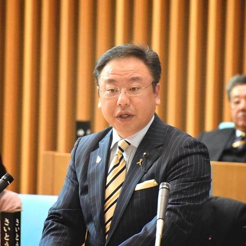 栃木県議会<第332回 通常会議>本会議 一般質問に登壇!