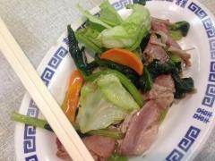 溝畑酒店:料理