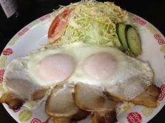 味千ラーメン競輪場前店:料理